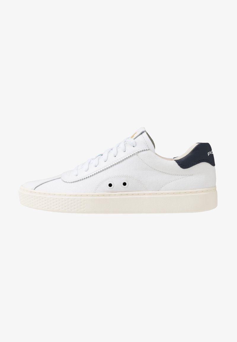 Polo Ralph Lauren - COURT - Zapatillas - white/newport navy