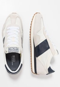 Polo Ralph Lauren - TRAIN - Sneakers basse - egret/white - 1