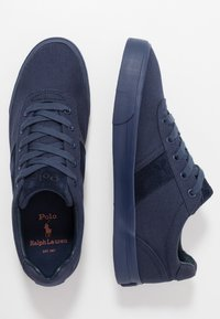 Polo Ralph Lauren - HANFORD - Trainers - dark grey - 1