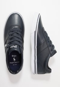 Polo Ralph Lauren - HANFORD - Sneakersy niskie - newport navy - 1