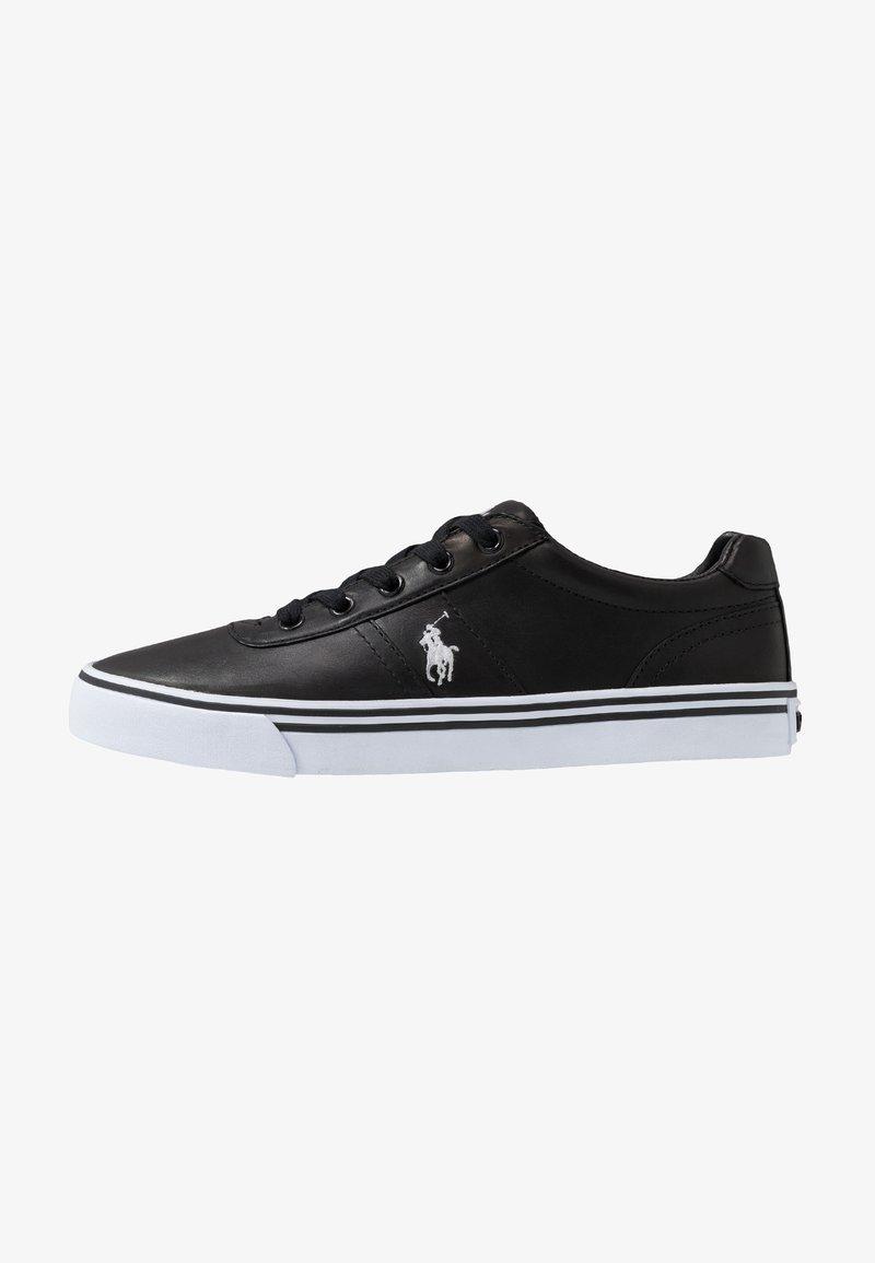 Polo Ralph Lauren - HANFORD - Sneakers basse - black