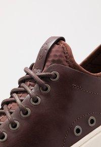 Polo Ralph Lauren - DUNOVIN - Zapatillas - brunette - 5
