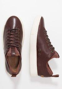 Polo Ralph Lauren - DUNOVIN - Zapatillas - brunette - 1