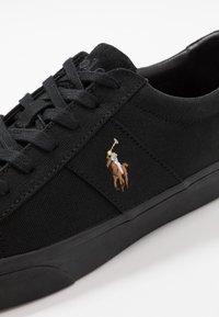 Polo Ralph Lauren - SAYER - Sneakers - black - 5