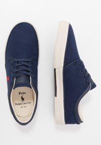 Polo Ralph Lauren - FAXON - Matalavartiset tennarit - newport navy - 1
