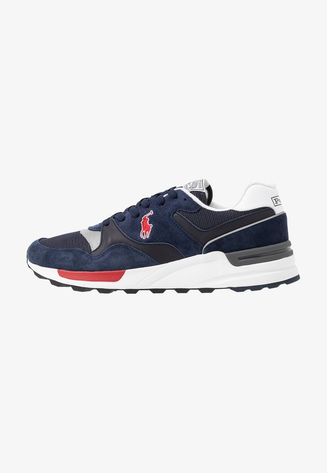Trainers - newport navy
