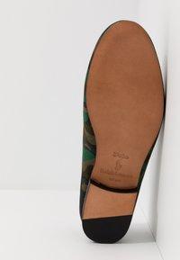 Polo Ralph Lauren - PAXTON - Slip-ins - olive - 4