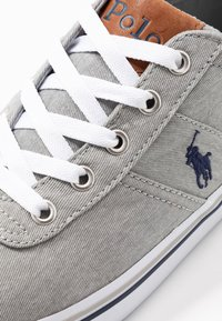 Polo Ralph Lauren - HANFORD - Sneakers basse - soft grey/navy - 5