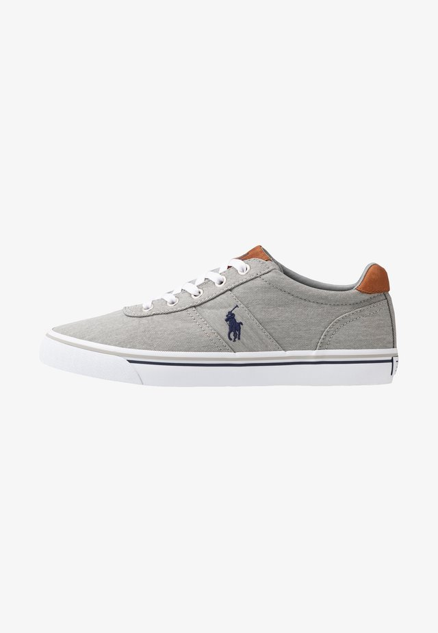 HANFORD - Sneakers laag - soft grey/navy