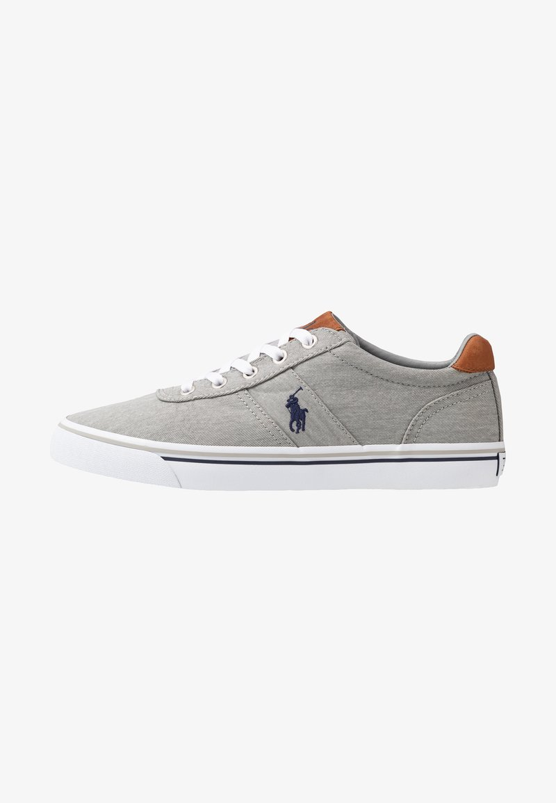 Polo Ralph Lauren - HANFORD - Sneakers basse - soft grey/navy