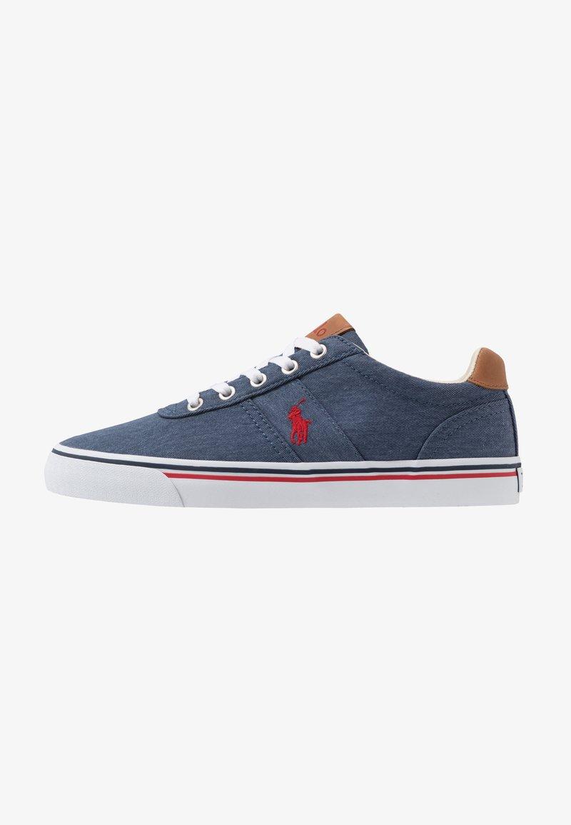 Polo Ralph Lauren - HANFORD - Sneakers - newport navy/red