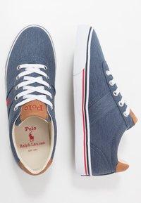 Polo Ralph Lauren - HANFORD - Sneakers - newport navy/red - 1