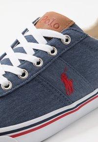 Polo Ralph Lauren - HANFORD - Sneakers - newport navy/red - 5