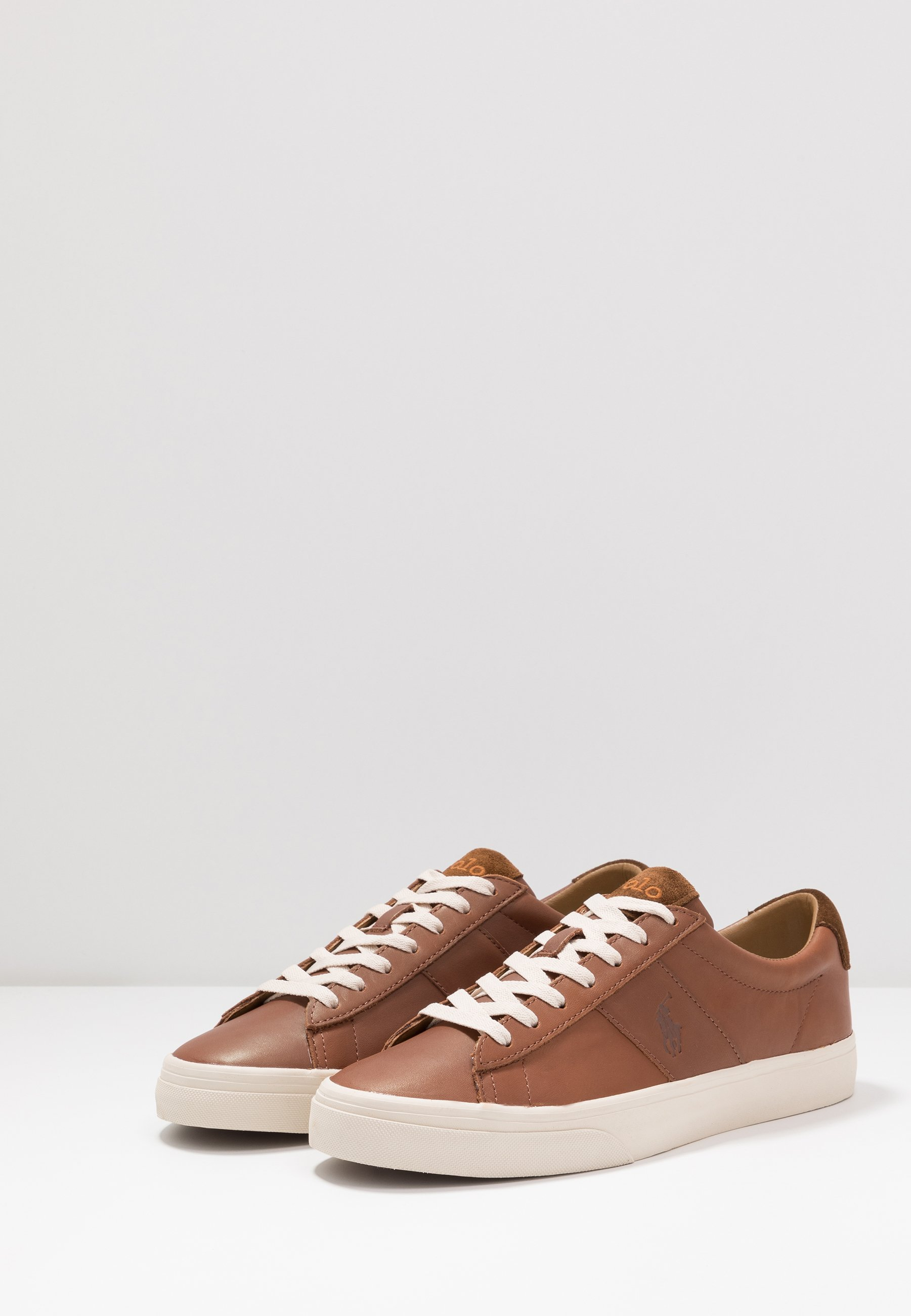 Polo Ralph Lauren SAYER - Sneakers - tan