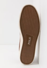 Polo Ralph Lauren - SAYER  - Baskets basses - tan - 4