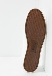 Polo Ralph Lauren - LONGWOOD - Sneakers - white - 4