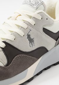 Polo Ralph Lauren - ATHLETIC SHOE - Sneakers basse - new graphite/egre - 5