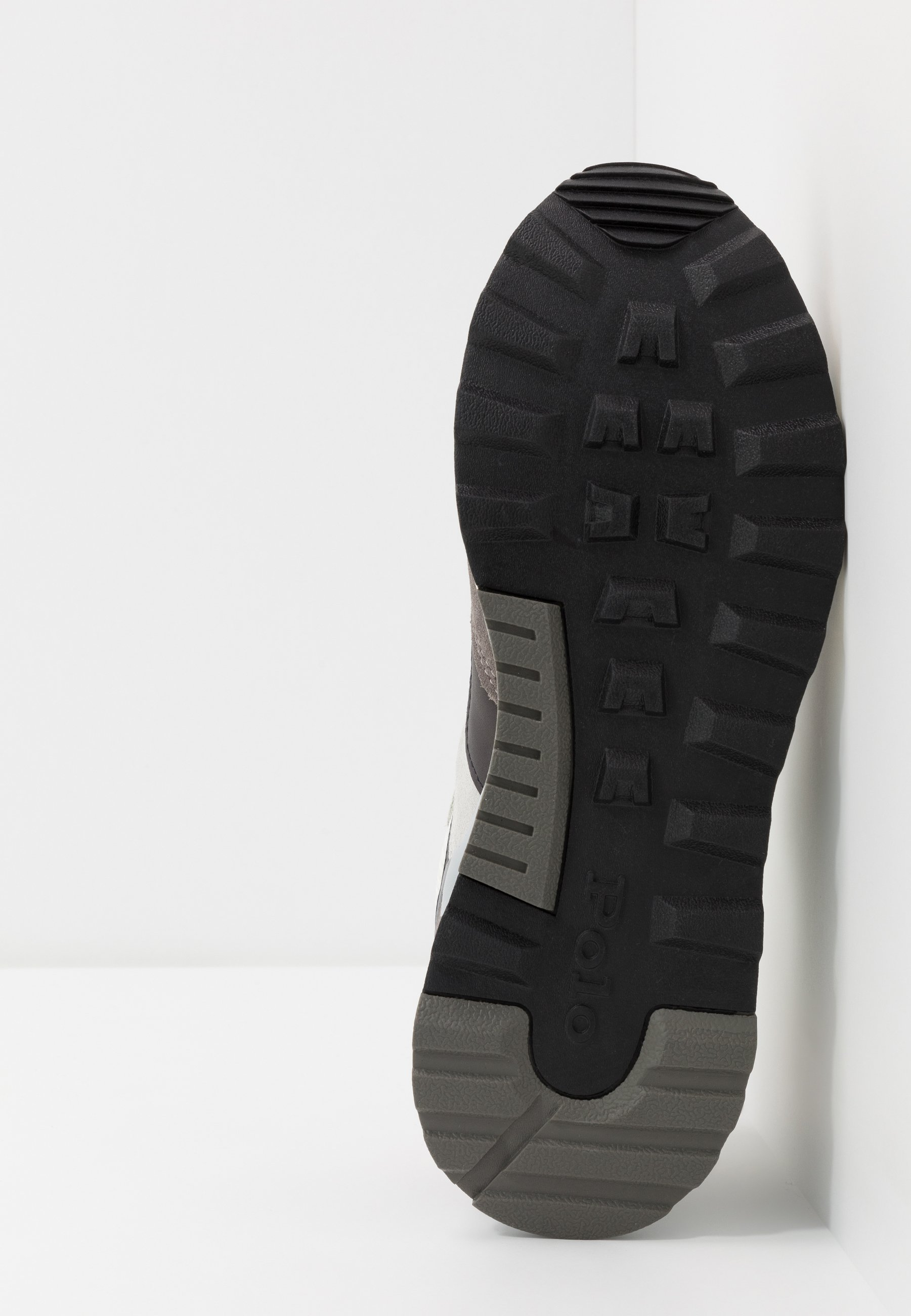 Polo Ralph Lauren ATHLETIC SHOE - Joggesko - new graphite/egre