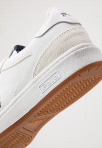 Polo Ralph Lauren - Sneakers basse - white/navy - 5