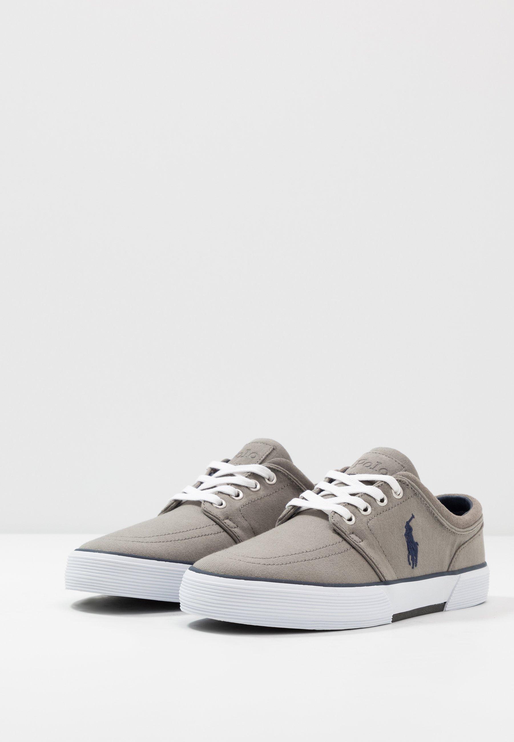 Polo Ralph Lauren Sneakersy niskie - athletic grey