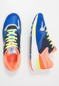 Polo Ralph Lauren - TRACKSTR 100 ATHLETIC SHOE - Baskets basses - heritage royal/newport navy - 1