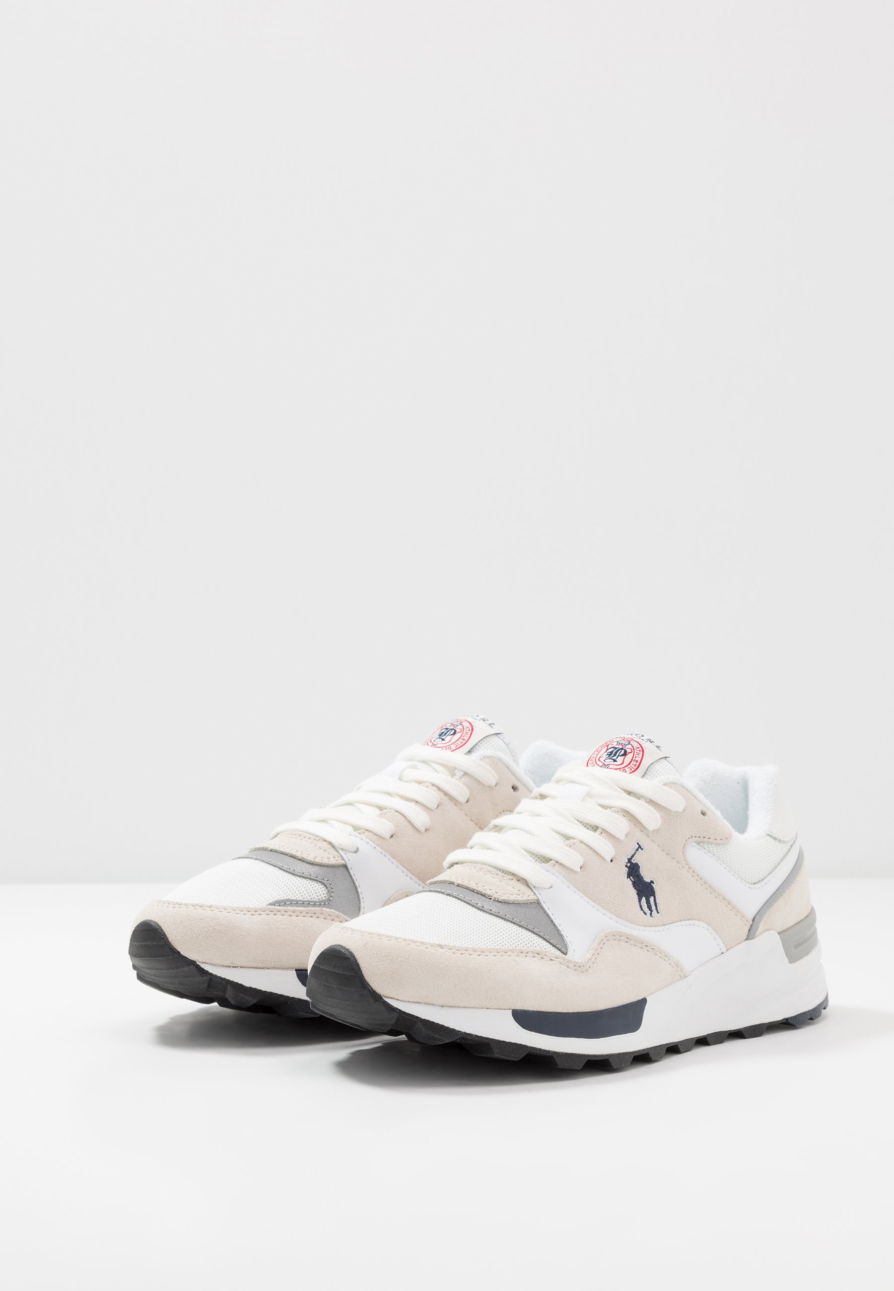 Polo Ralph Lauren Trainers - White/navy