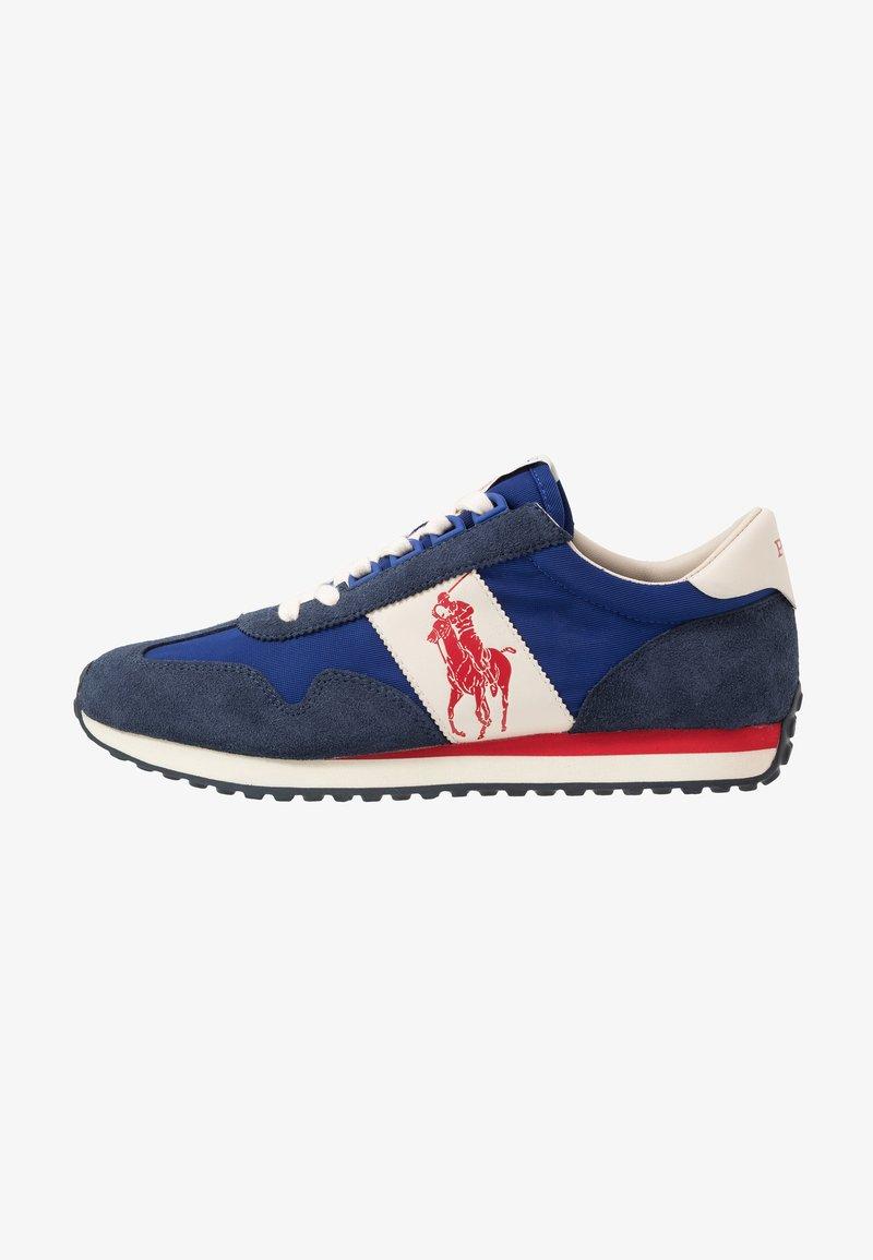 Polo Ralph Lauren - TRAIN 90 - Sneakersy niskie - newport navy