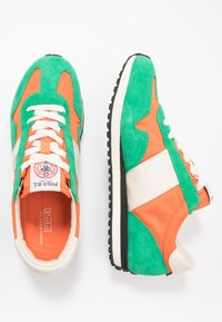 Polo Ralph Lauren - TRAIN 90 - Tenisky - chroma green/brig - 1