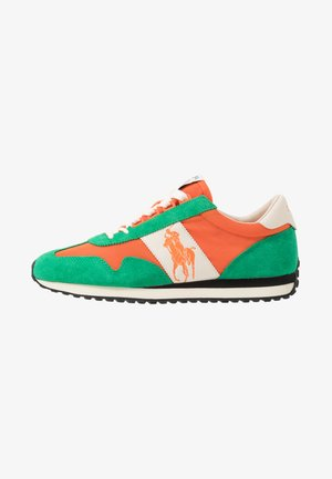 TRAIN 90 - Sneakers basse - chroma green/brig