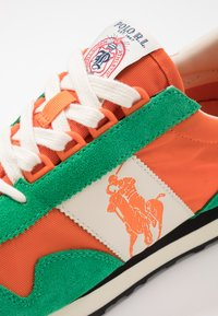 Polo Ralph Lauren - TRAIN 90 - Tenisky - chroma green/brig - 5