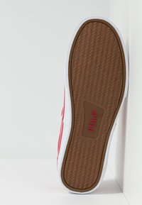 Polo Ralph Lauren - THORTON - Matalavartiset tennarit - red/multicolor - 4