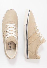 Polo Ralph Lauren - HANFORD - Sneakers basse - khaki - 1