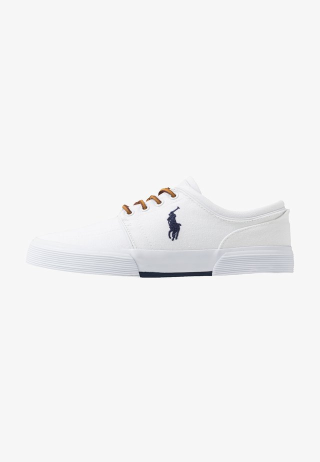 FAXON - Sneakers laag - pure white
