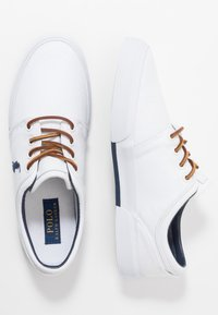 Polo Ralph Lauren - FAXON - Sneaker low - pure white - 1
