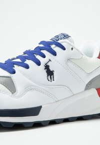 Polo Ralph Lauren - ATHLETIC SHOE - Sneakers basse - white - 6