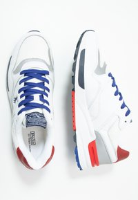 Polo Ralph Lauren - ATHLETIC SHOE - Sneakers basse - white - 1