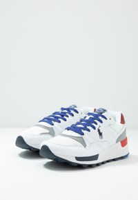 Polo Ralph Lauren - ATHLETIC SHOE - Sneakers basse - white - 2