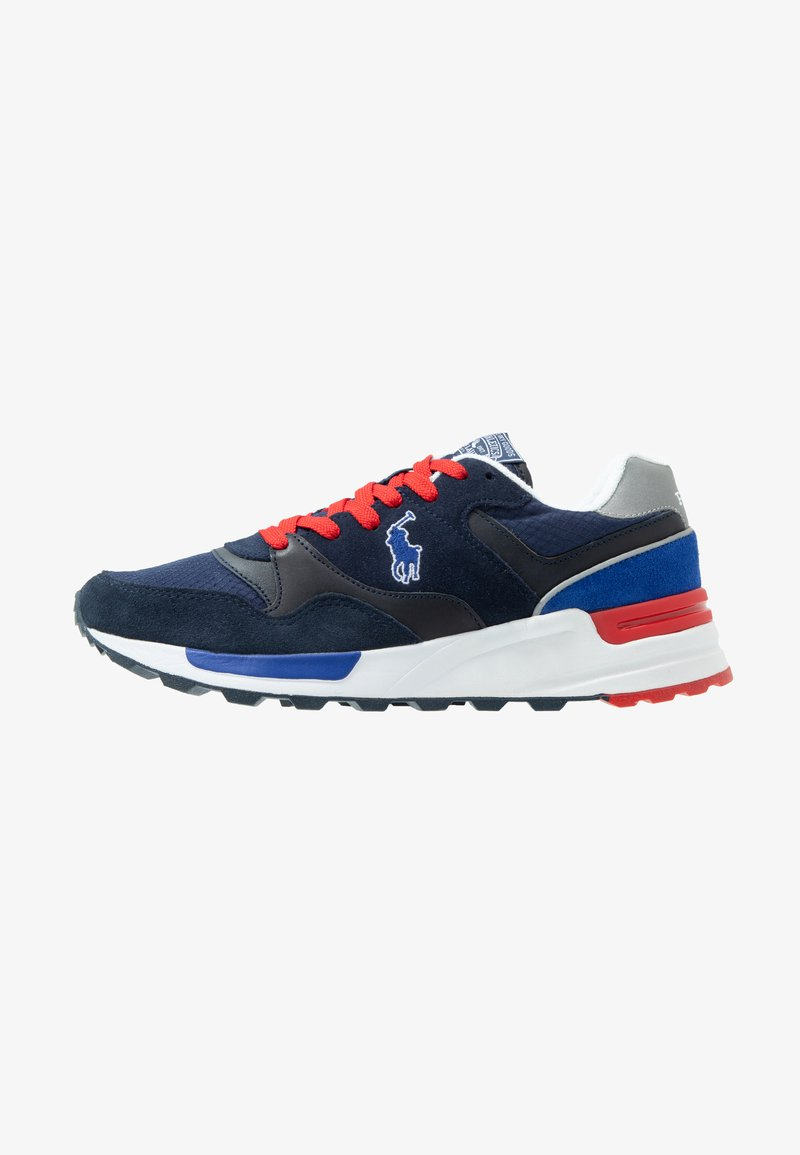 Polo Ralph Lauren - ATHLETIC SHOE - Sneakers basse - blue
