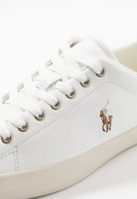 Polo Ralph Lauren - LONGWOOD - Sneakers - white - 5