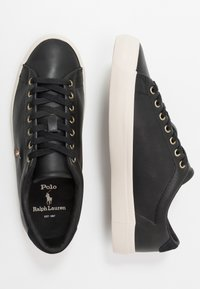 Polo Ralph Lauren - LONGWOOD - Sneakers - black - 1