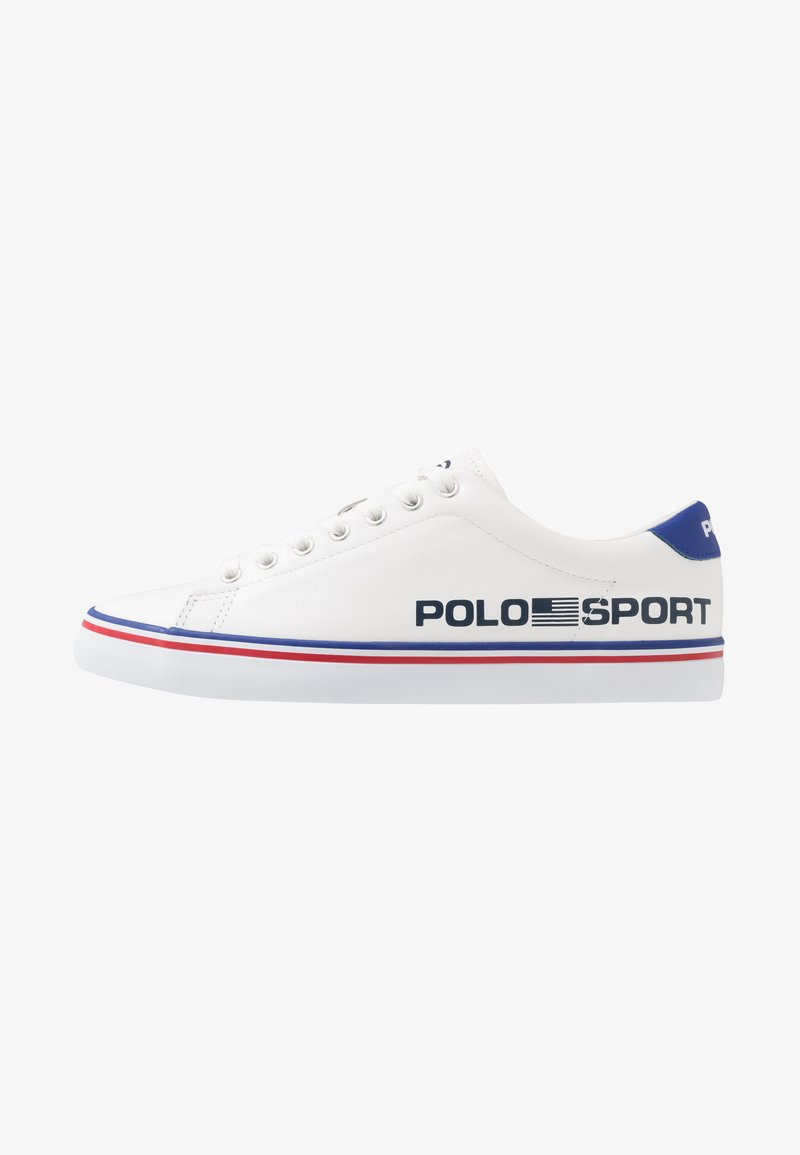 Polo Ralph Lauren - LONGWOOD - Baskets basses - white