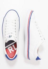 Polo Ralph Lauren - LONGWOOD - Baskets basses - white - 1