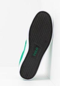 Polo Ralph Lauren - Sneakers - chroma green/multicolor - 4