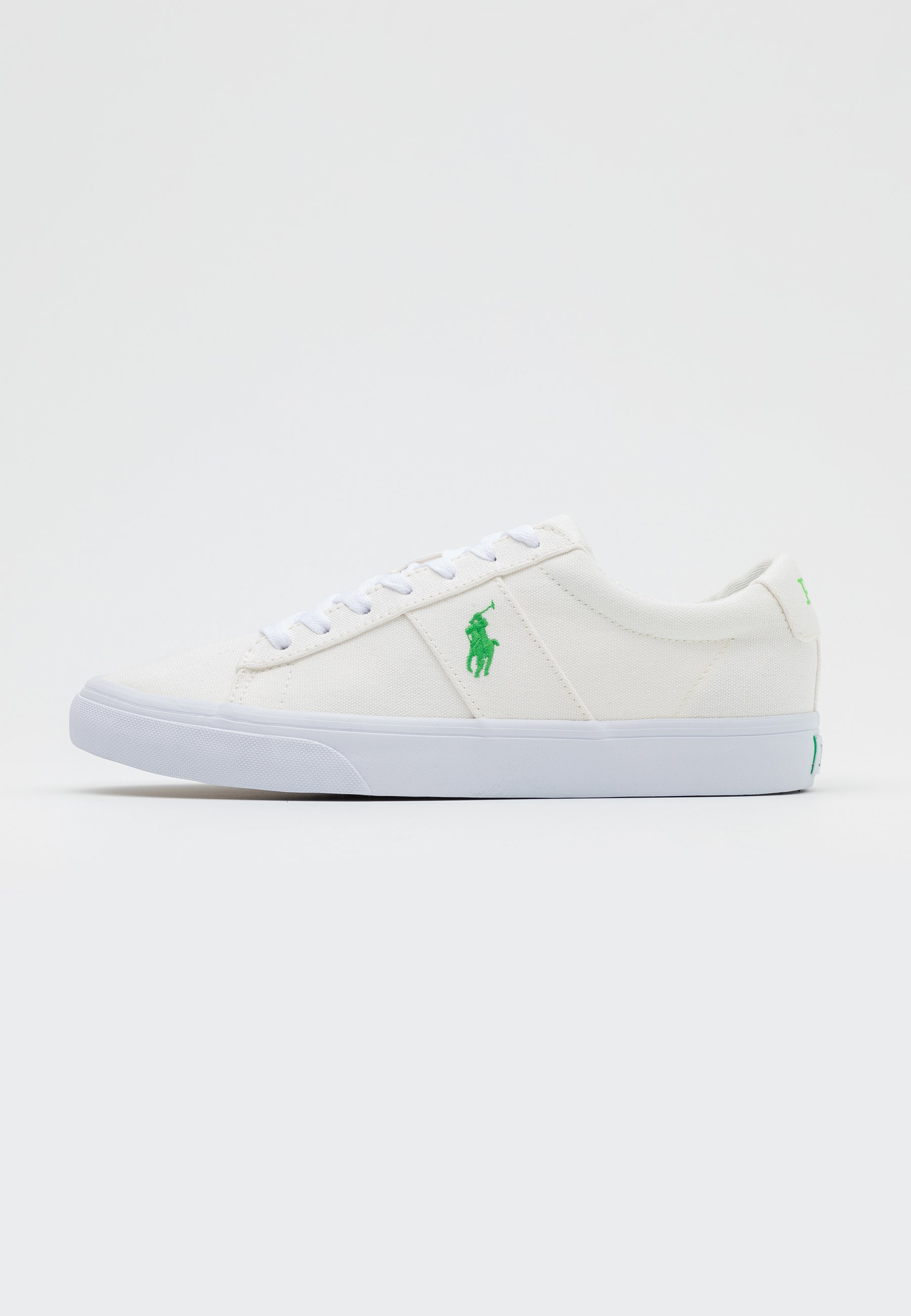 SAYER Sneakers laag whiteneon green