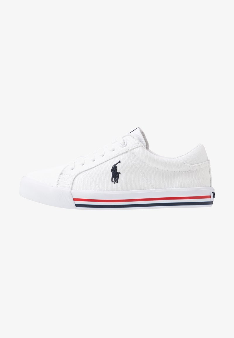 Polo Ralph Lauren - EVANSTON - Sneakers basse - white/navy