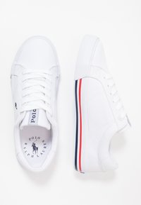 Polo Ralph Lauren - EVANSTON - Sneakers basse - white/navy - 1