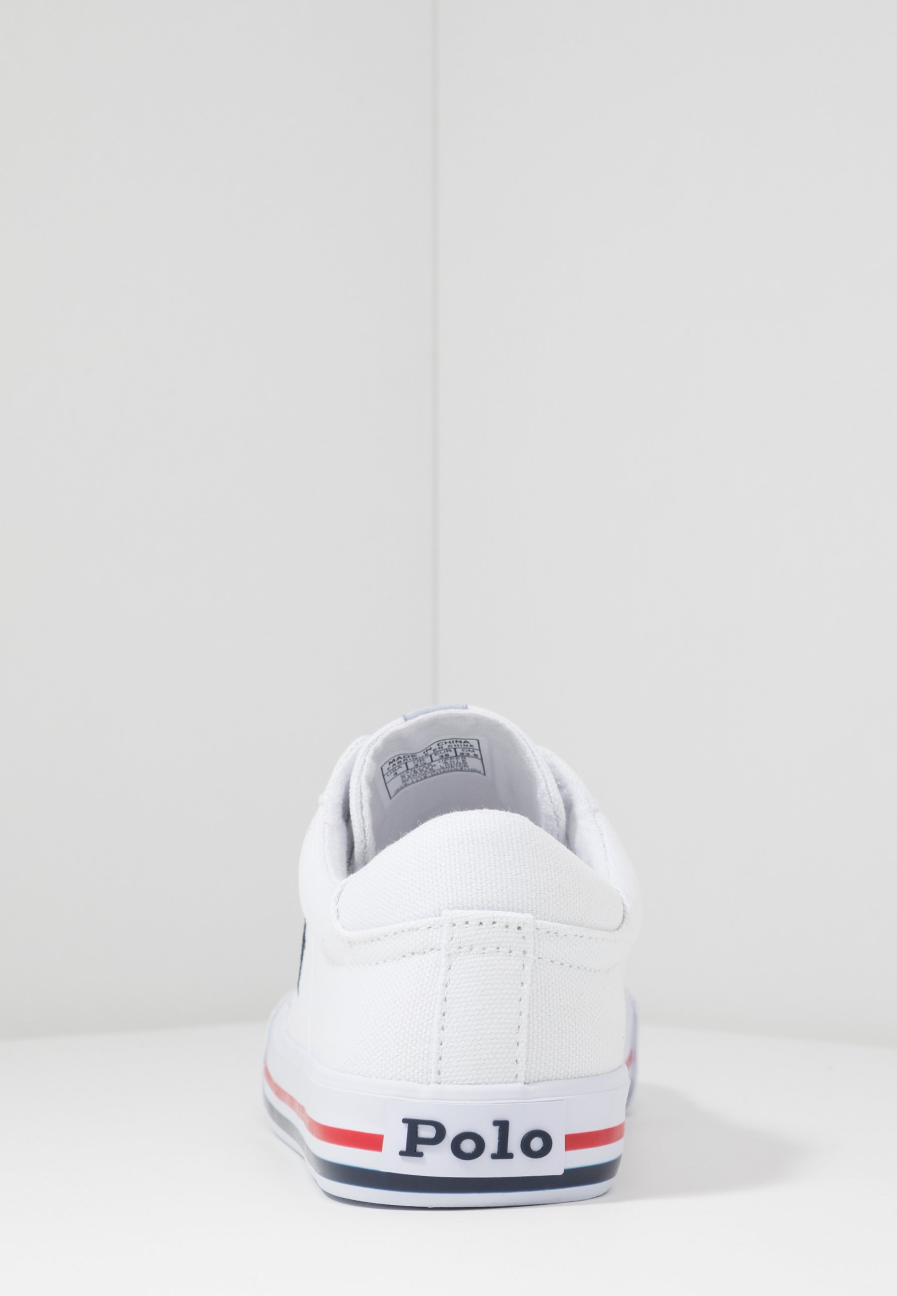 Polo Ralph Lauren EVANSTON - Sneakers - white/navy