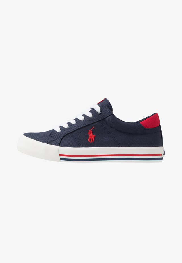 EVANSTON - Sneakers - navy/red