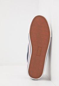Polo Ralph Lauren - EVANSTON - Sneakers basse - navy/red - 4