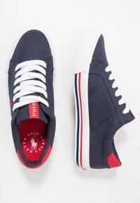 Polo Ralph Lauren - EVANSTON - Sneakers basse - navy/red - 1